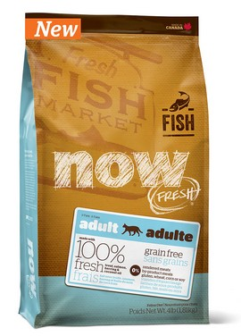 NOW FRESH Adult Fish