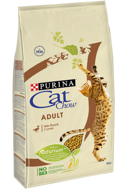 Purina Cat Chow Adult with Duck