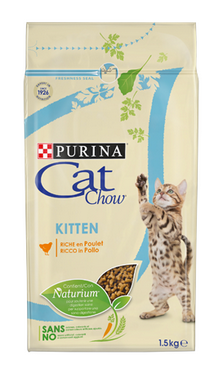 Purina Cat Chow Kitten with Chicken